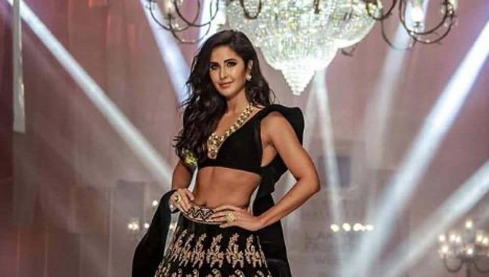 Lakme Fashion Week Winter Festive 2019:  Designed for lighter to destination weddings, the collection included lehengas, gowns, shararas, sarees, crop top and skirts for the women and for the men layered bandhgalas, jackets, kurtas and trousers.