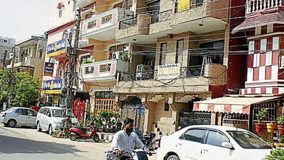 The department has sought details of PG accommodations and hostels being run in various sectors of the city.
