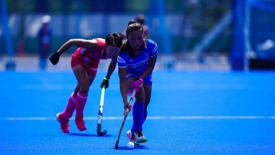 Indian women hockey team beat Japan 2-1 to win Olympic Test