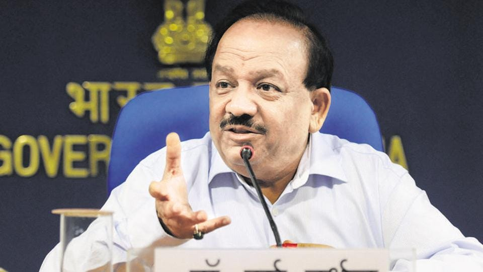 Union Minister of Health and Family Welfare Dr. Harsh Vardhan has written to ministers of Law and Justice and Social Justice and Empowerment for amending discriminatory laws.