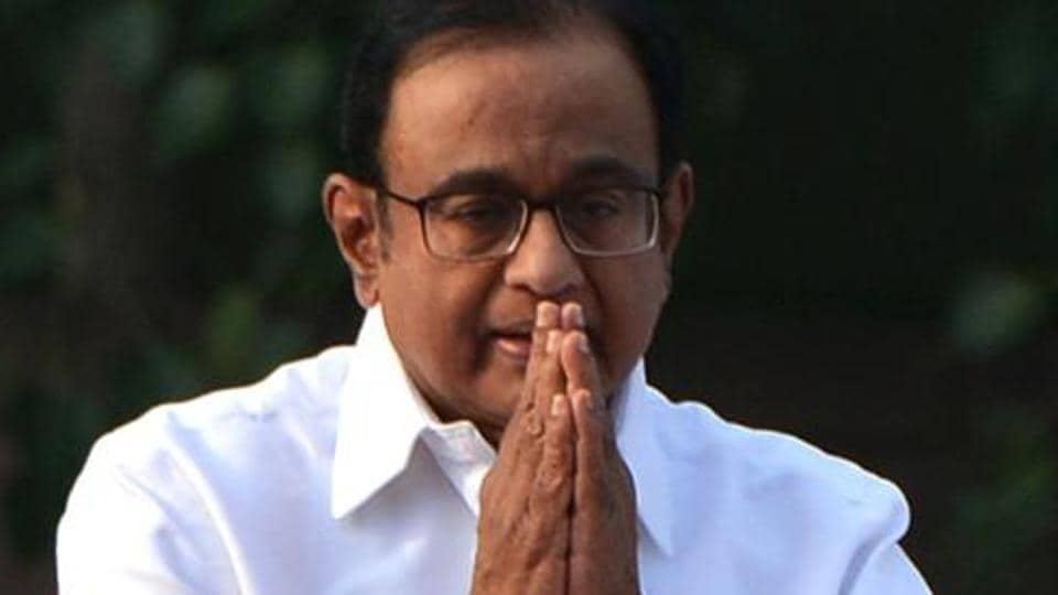 63 moons technologies filed the suit on June 12 against former Union minister P Chidambaram.