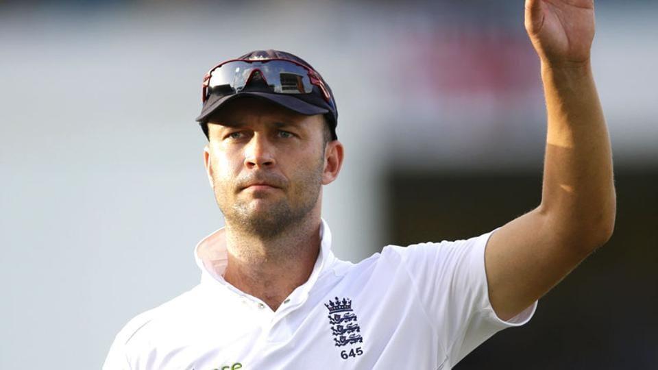 England's Jonathan Trott has announced his retirement from international cricket.