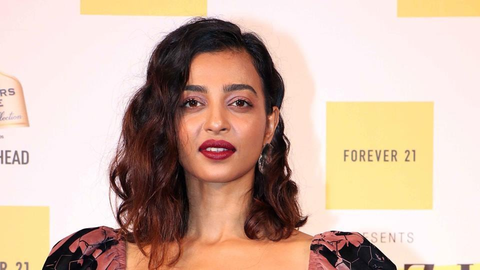 Radhika Apte played a RAW agent in season one of Sacred Games.