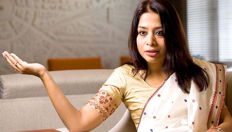 A file photo of Indrani Mukerjea, former CEO of INX Media, whose statement  the CBI and the EDtreated as a key evidence against PChidambaram.