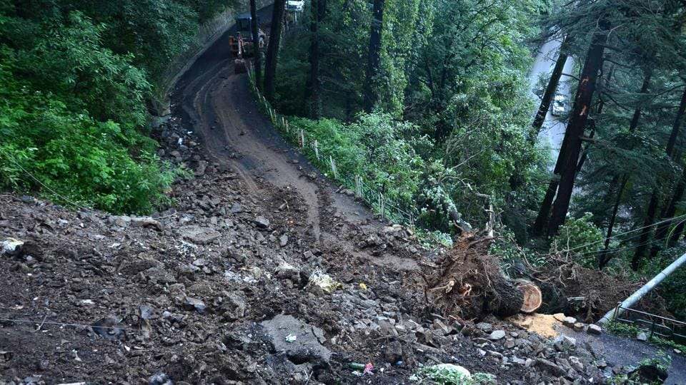 The Manali-Leh Highway, which remained blocked for over four hours due to fresh landslides in Kullu district, was reopened for traffic on Wednesday evening, police said.