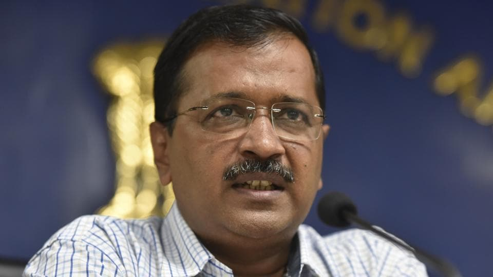 After Kejriwal was slapped in May this year during the general election campaign, he had alleged on Twitter that there was a conspiracy to get him murdered by his own personal security officer.