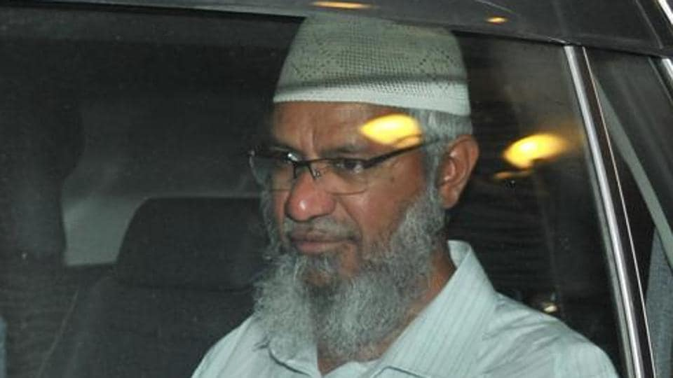 ED is  pushing Interpol for a Red Corner Notice (RCN) against controversial preacher Zakir Naik.