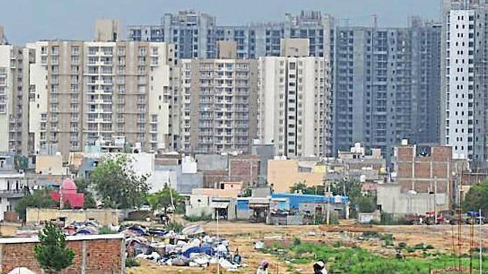 Gurugram-based developers said that reason for high unsold stock is that a large number of projects have been completed in last two years and made ready for possession.