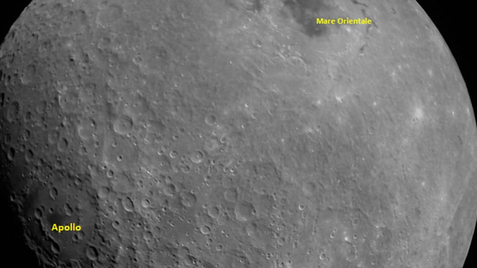 Chandrayaan-2, launched on July 22 by India's most powerful rocket GSLV MkIII-M1, had entered the Lunar Transfer Trajectory on August 14, leaving the Earth orbit. (Photo by @isro)