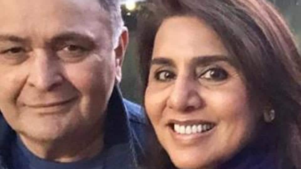 Neetu Singh has been posting regular social media updates about Rishi Kapoor's health.