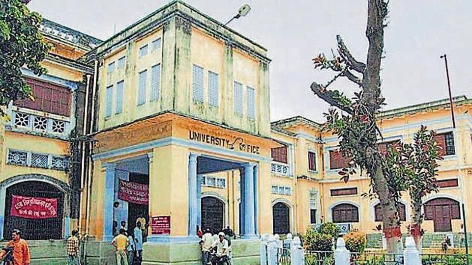 The Patna University.