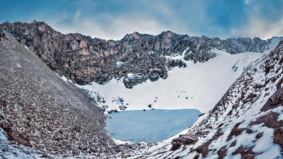 Image result for Roopkund, Uttarakhand: