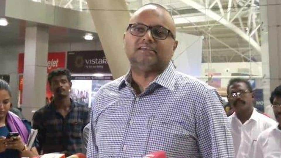 Karti said there was no legal necessity for P Chidambaram to appear before the CBI in connection with the INX media case.