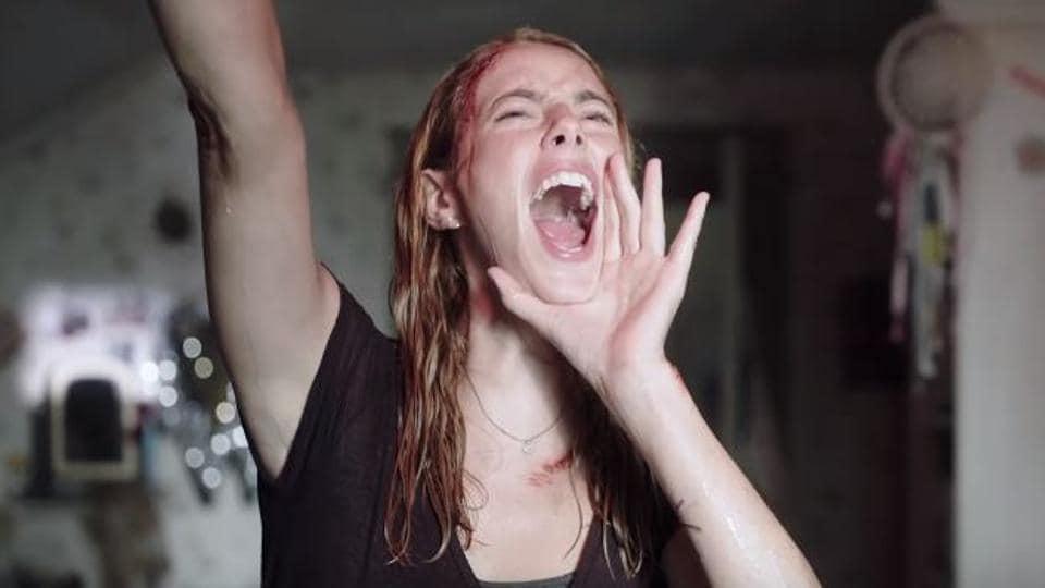 Crawl movie review: Skins star Kaya Scodelario carries the creepy thriller on her shoulders.