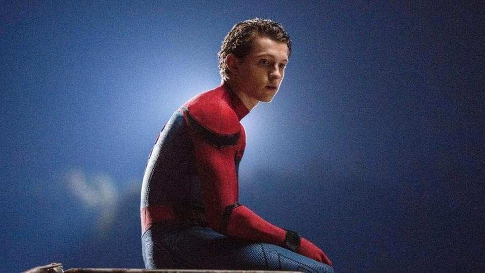 Tom Holland first appeared as Spider-Man in 2016's Captain America: Civil War.