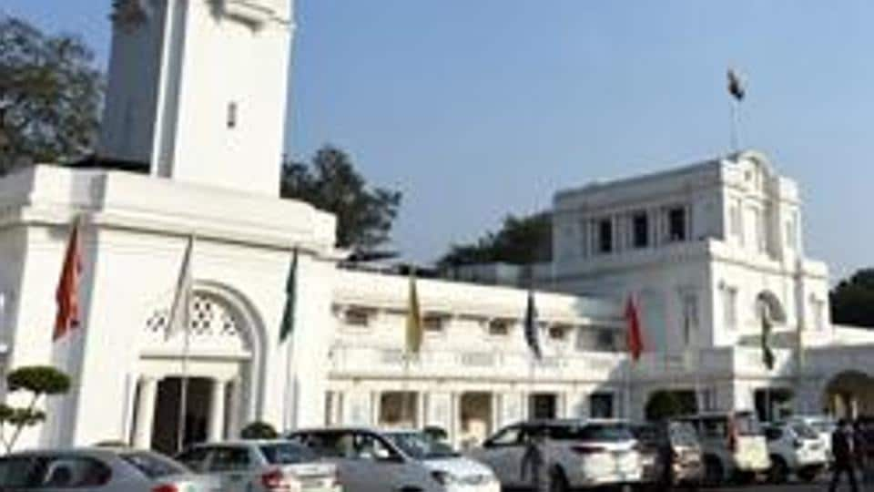 A view of Delhi Assembly.