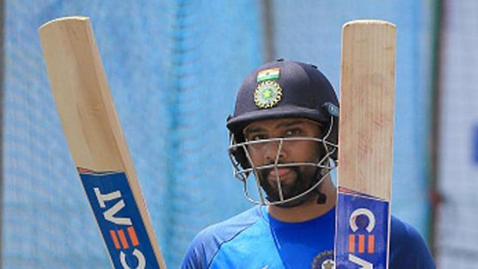 File image of India cricketer Rohit Sharma