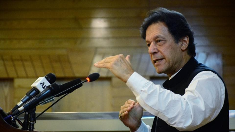 Pakistan Prime Minister Imran Khan has complained once again about the lack of response from India to his calls for talks and warned of an escalation in tensions between two nuclear-armed countries