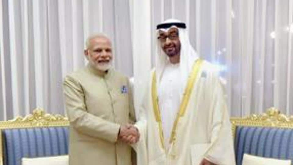 Prime Minister Narendra  Modi will receive the Zayed Medal, the UAE's highest civilian award, during the visit.