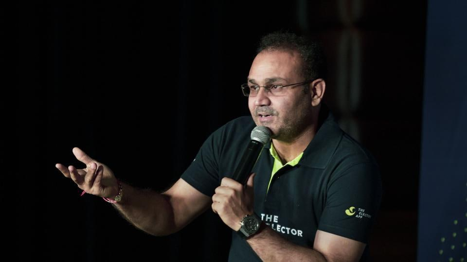 Sehwag Picks Kumble as Ideal Choice for Chairman of Selectors