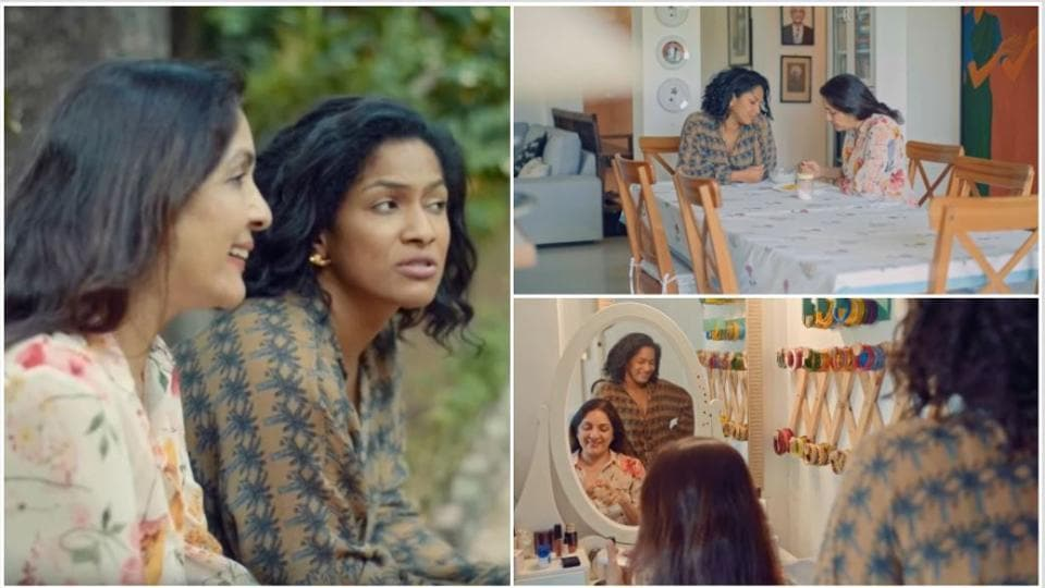 Masaba Gupta and mother Neena Gupta live together in Mumbai.