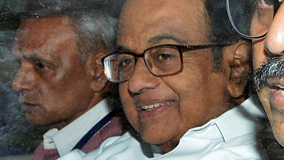 P Chidambaram is in CBI custody in connection with the INX media case. The Supreme Court granted him interim protection from arrest till Monday in a related a case filed by the Enforcement Directorate.