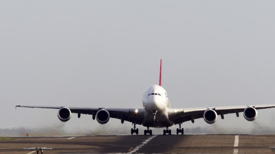 """Qantas on Thursday said it will run """"ultra long-haul"""" test flights in the coming months from New York and London to Sydney in order to assess the health of pilots and passengers"""