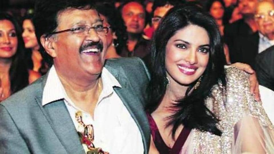 Priyanka wishes her father on his birth anniversary in an emotional Instagram post.