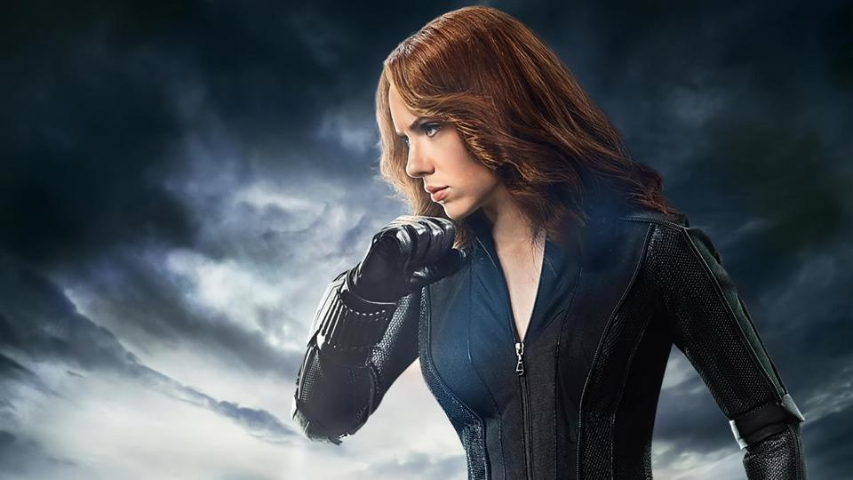 Black Widow Footage Leaks From D23 Expo