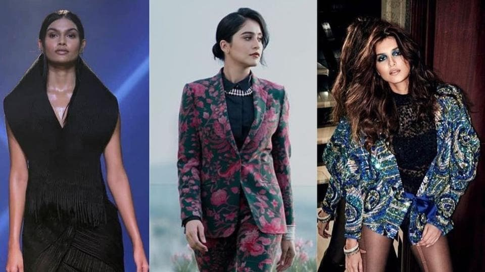 Designers Abhishek Sharma, Kshitij Jalori and Sunaina Khera presented their latest collections at the week-long event that completed 20 years.
