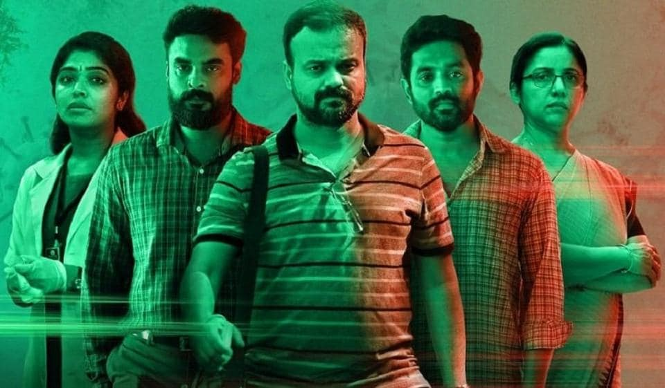 The Malayalam film Virus is a superbly crafted medical thriller, one of several films shaking Bollywood's hold over Indian audiences.