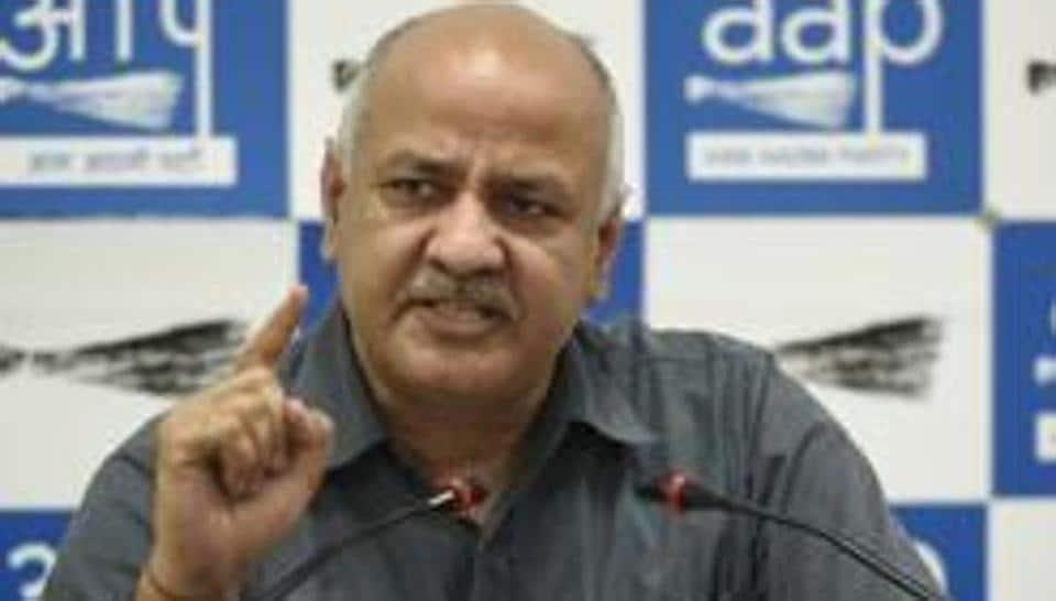 Deputy Chief Minister of Delhi Manish Sisodia
