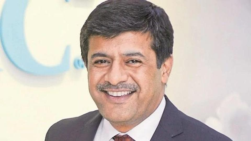 A file photo of Rajesh Janey, Senior Vice President — Global Alliances at Dell Technologies.