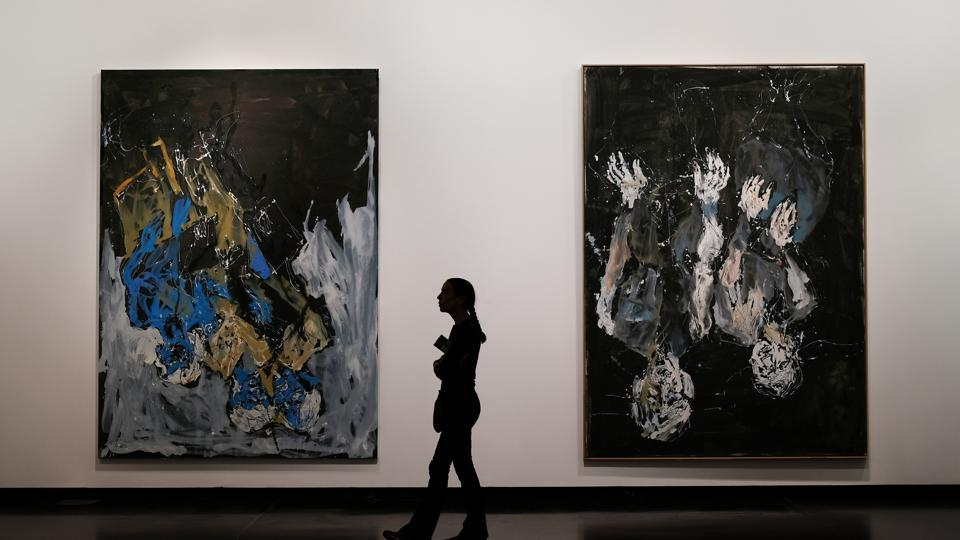 Social and political commentary has inspired artist William Kentridge's  work.