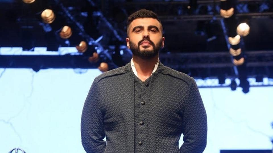 The couturier on Saturday showcased his latest menswear collection, 'Confluence' at LFW 2019, where his friend, actor Arjun Kapoor turned showstopper.