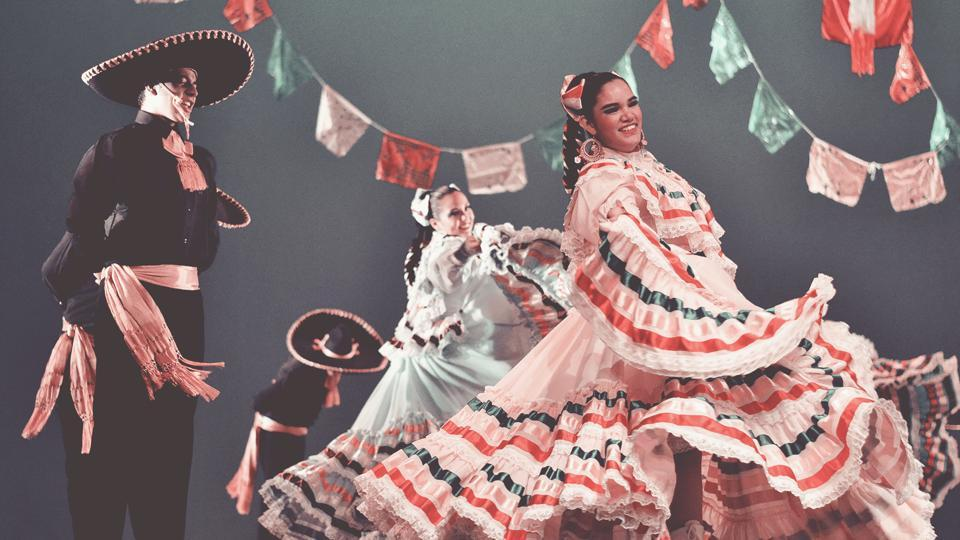 Dancers were required to perform a choreographed routine (representational image).