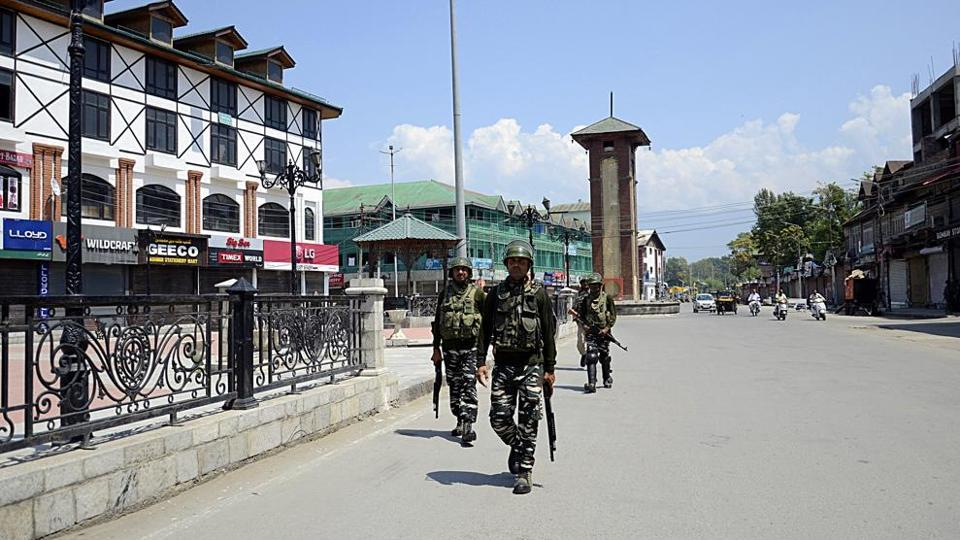 Kansal said about 1,500 primary schools and 1,000 middle schools after restrictions were eased. He said security forces are maintaining a close watch and local disturbances were being handled at the local level.
