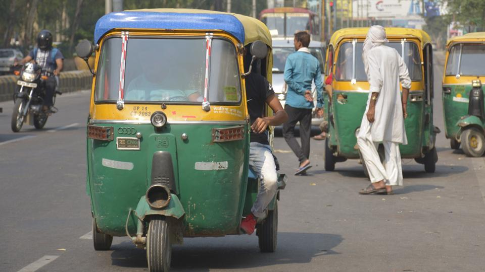 The police said someone had kept the explosives inside the vehicle without the knowledge of the auto-rickshaw driver.