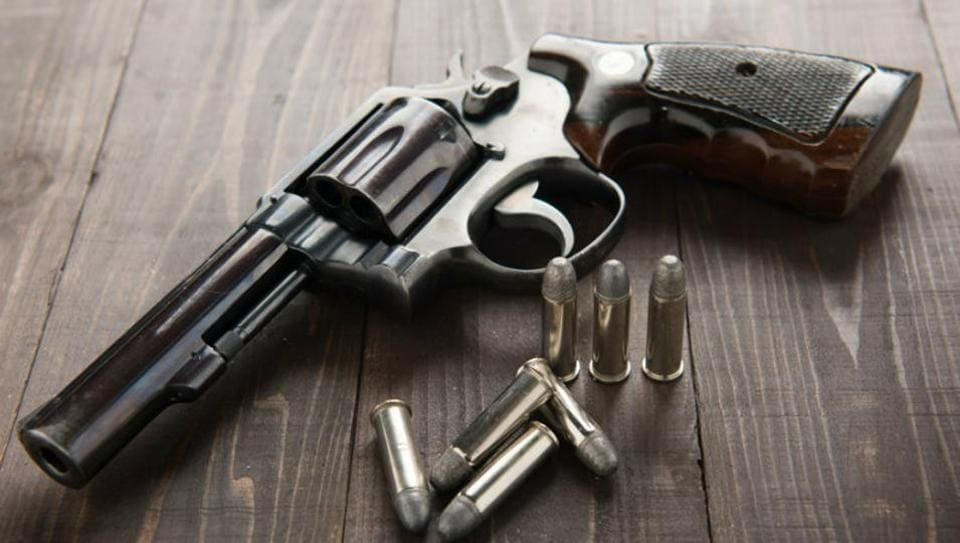 To avoid paying Rs 2.25 lakh due as rent, a man shot himself in his thigh and shoulder to implicate his landlord in a fake attempt-to-murder case in southeast Delhi's Amar Colony area, police said on Sunday.