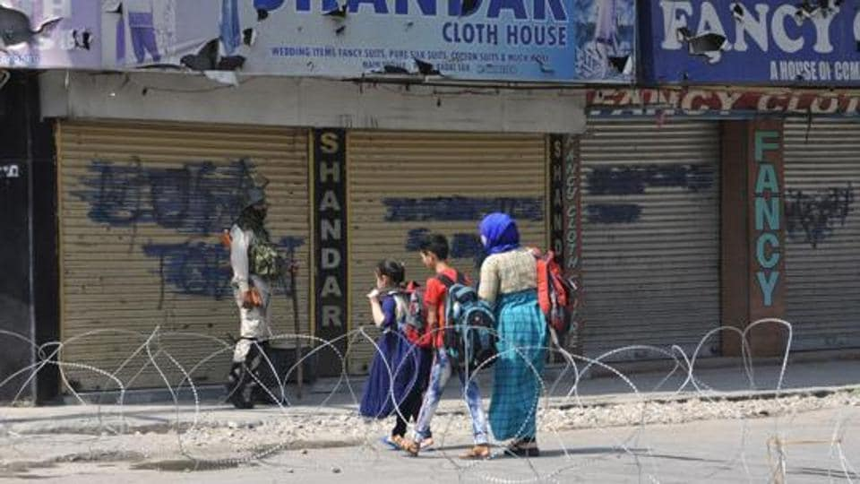 Jammu and Kashmir has been under restrictions since August 5 when the Central government abrogated Article 370 of the Indian Constitution.