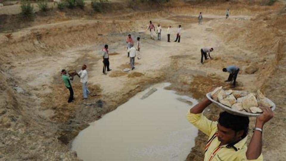 Rain water harvesting. (Representational image)