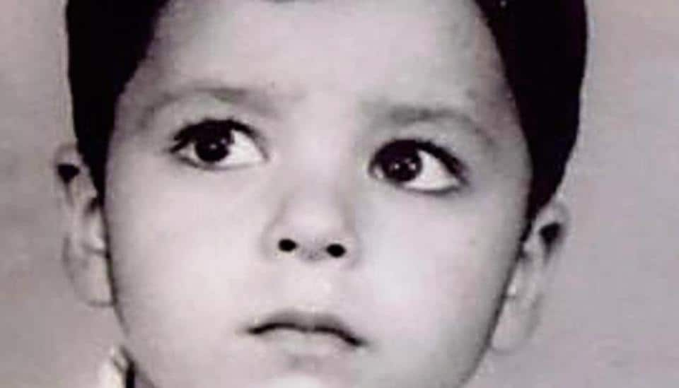 Jaitley had shared a photograph of himself from his school days on Facebook in 2013