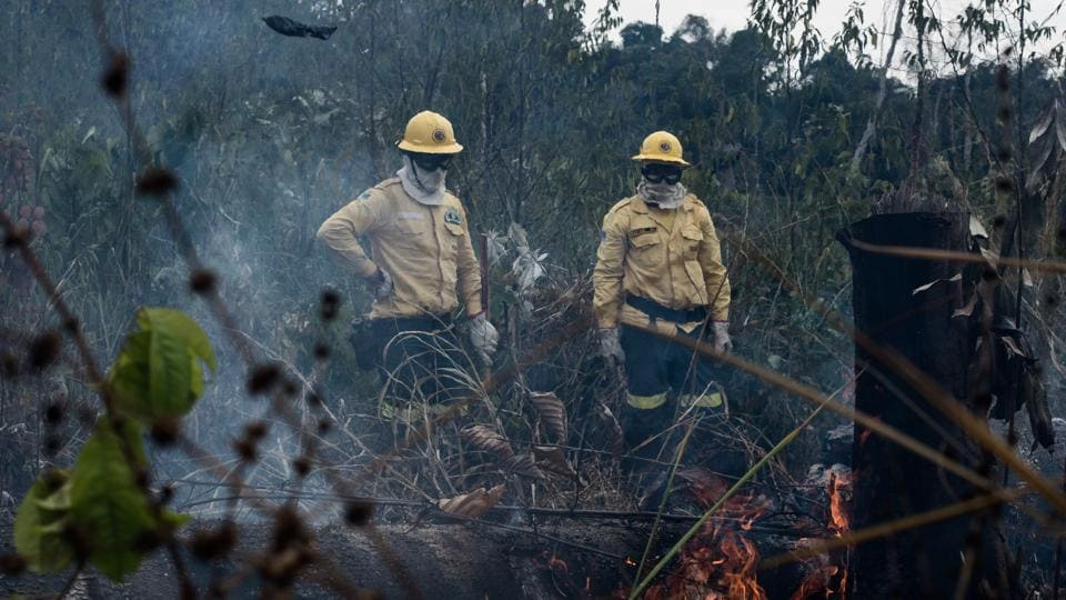 fb29fea5619ca Why are the Amazon fires sparking a crisis for Brazil - and the ...