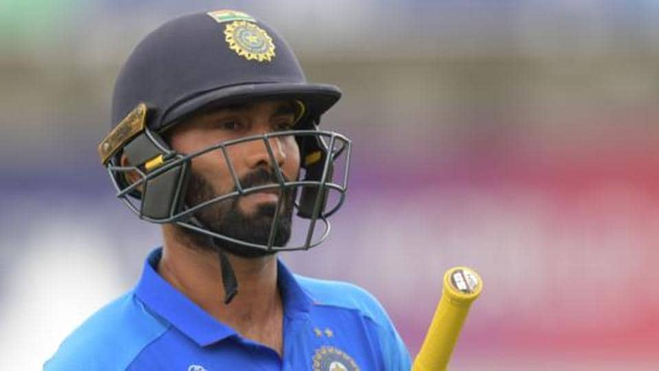 A file photo of Dinesh Karthik.