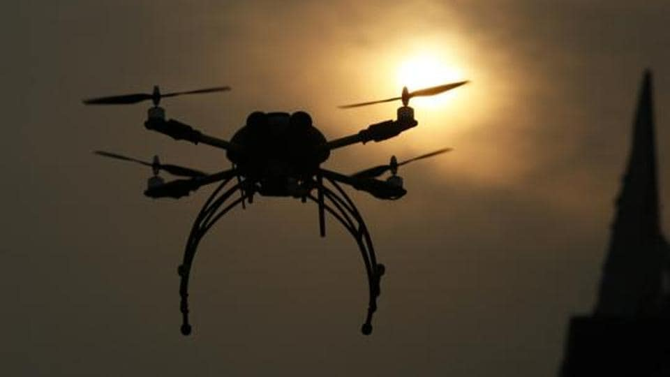 Odisha Police will use drone cameras for next 2-3 months to observe the traffic in Bhubaneswar and pin down violators,