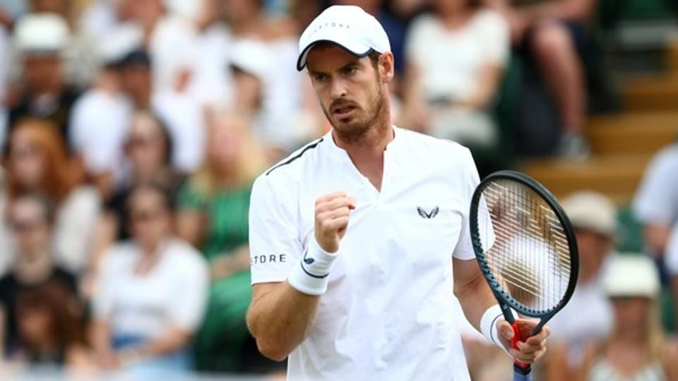 Afile photo of Andy Murray.