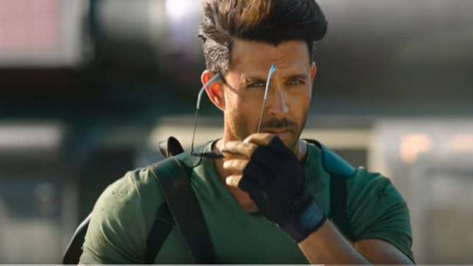 War trailer showcases Hrithik and Tiger's high octane action