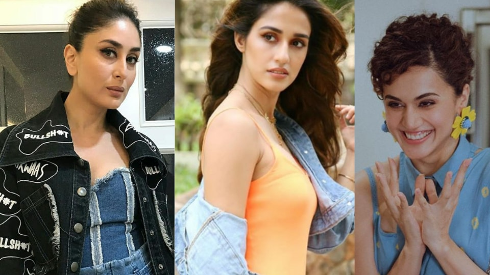 Denim is a favourite with Bollywood celebs, be it Kareena Kapoor, Anushka Sharma, Disha Patani or Tara Sutaria. And if you're hoping to get in on the trend, take cue from these celeb denim-on-denim looks.