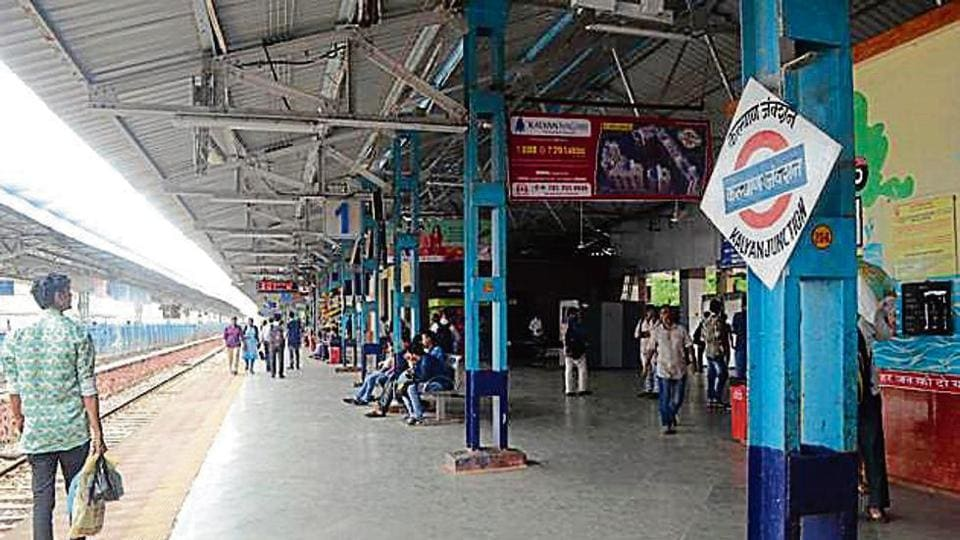 Kalyan station is one of the CR's busiest junctions. It caters to at least 760 trains, both outstation and local, every day.