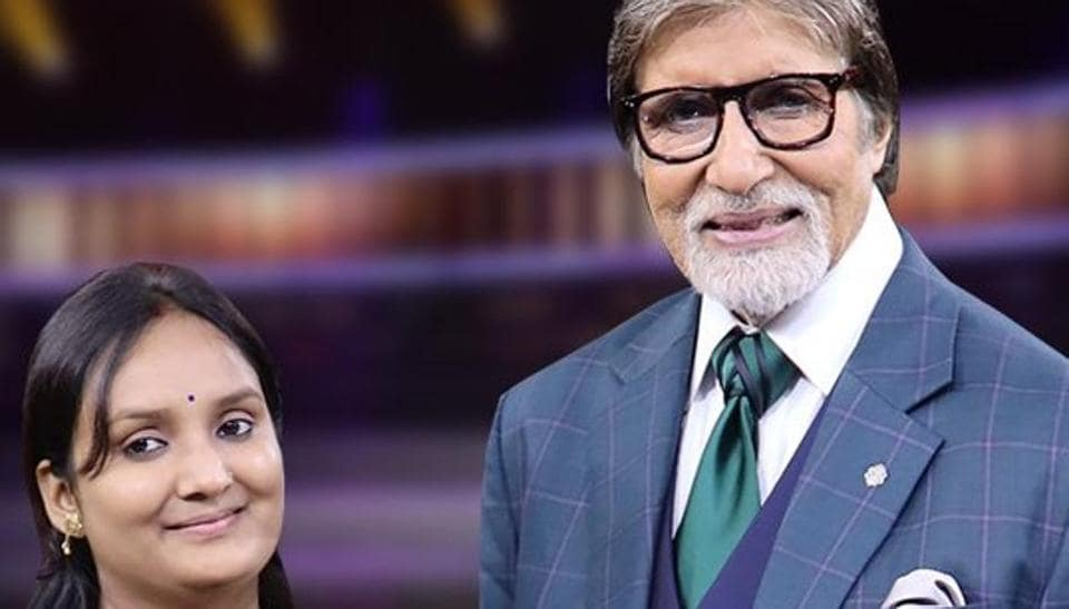 KBC 11 saw Amitabh Bachchan fielding the first Rs 1 crore question to Chara Gupta.